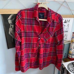 AMERICAN EAGLE Flannel Shirt 👚
